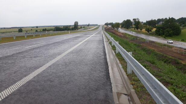 Nowy odcinek trasy między Lublinem a Warszawą GDDKiA