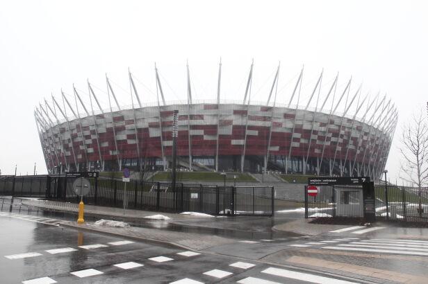 Odwiedź Stadion Narodowy Lech Marcinczak, tvnwarszawa.pl
