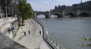 Francja w dobie koronawirusa