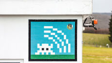 """""""Space Invaders"""" na ISS"""
