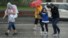 Włochy zmagają się z ulewami, Hiszpania pławi się w słońcu
