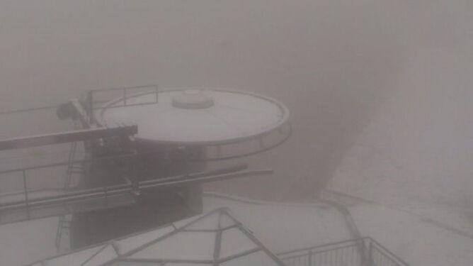Pierwszy śnieg w Tatrach. <br />Uwaga, szlaki są mokre i śliskie