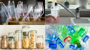 """""""Pomyśleć i odmawiać"""", czyli jak ograniczać plastik na wakacjach"""