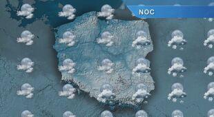 Prognoza pogody na noc