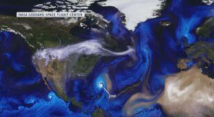 Trasa huraganu Maria