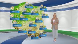 Prognoza pogody na środę 23.06